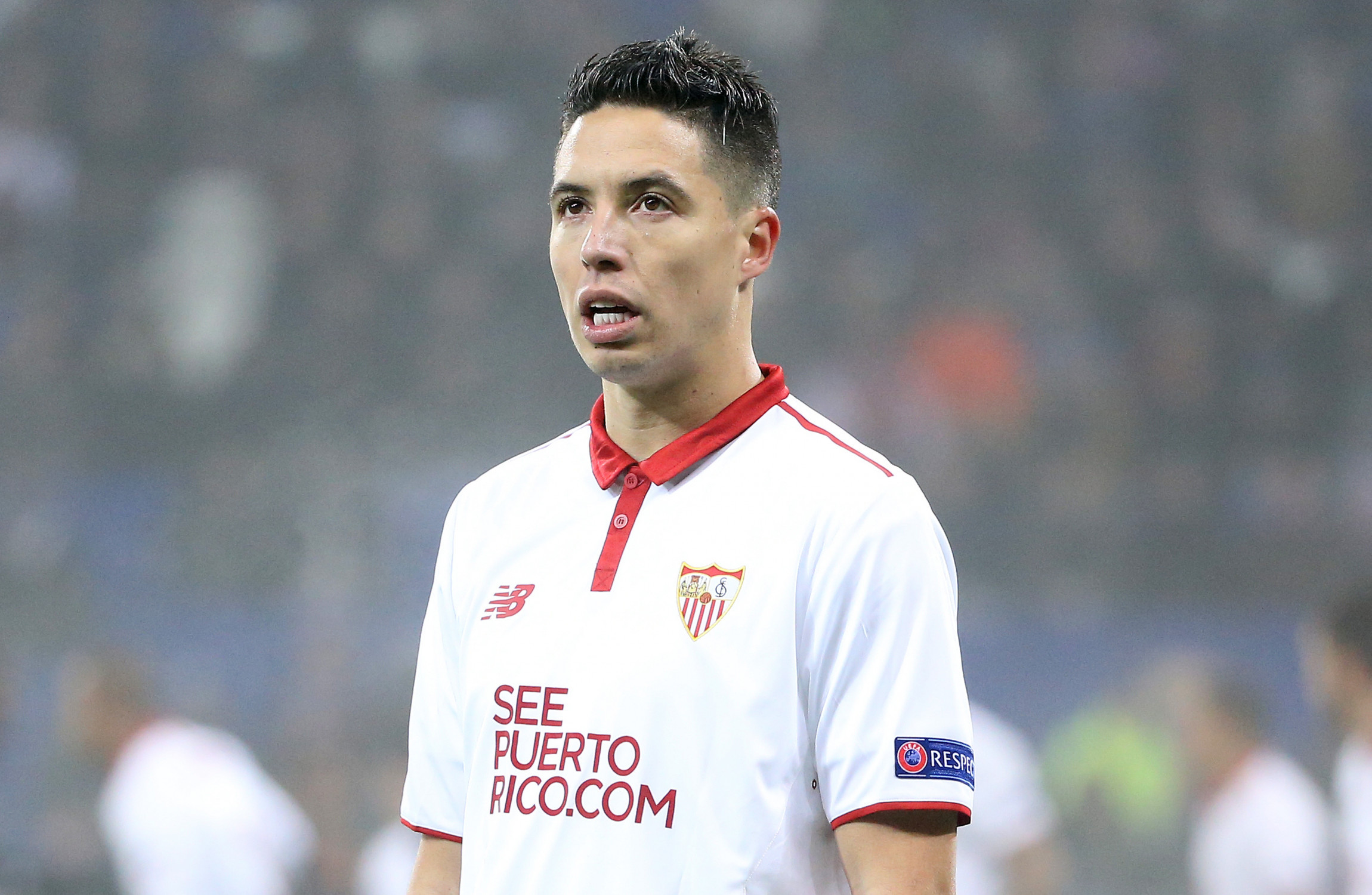 UEFA bans Ex-Man U star Nasri for 6 months over doping