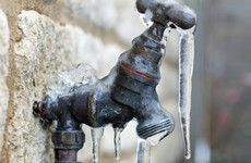 Householders warned NOT to leave their taps running during the freezing weather
