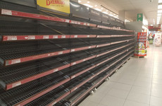 'Significant increase in bread production' as consumers pick shelves dry in anticipation of The Beast