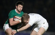 England U20s dash hopes of Irish Grand Slam