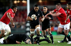 Kaino ends All Blacks career and announces France switch