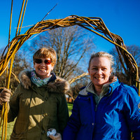 How a willow garden is helping these women 'reclaim' their local park