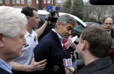 George Clooney released after Sudan protest arrest