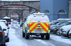 Gardaí warn of increase in minor collisions as they advise people to stay home if possible