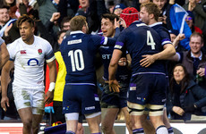 No punishment for Scotland or England over Murrayfield tunnel incident