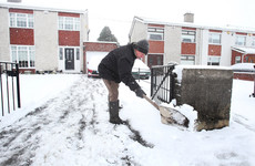 Tesco 'unable to make most home deliveries' today due to the treacherous conditions