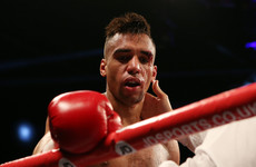 British boxer has licence suspended over tweets about fighter who died last weekend