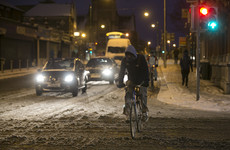 AS IT HAPPENED: Here's your transport updates as country prepares for heavy snowfall overnight
