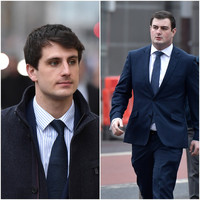 'She is causing so much trouble for the lads' - jury hears of text messages between Belfast rape trial accused