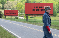 People are comparing Martin McDonagh's 'Three Billboards' to Mary-Kate and Ashley's classic movie 'Billboard Dad'