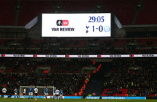 Here are the 2 disallowed goals that caused plenty of controversy at Wembley last night