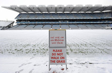 GAA confirm all 33 of the weekend's inter-county league games have been postponed
