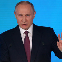 'Listen to us now': Vladimir Putin says Russia now has 'invincible' weapons