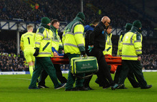 Ireland's McCarthy could make early return from double leg fracture