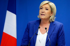 France's Marine Le Pen charged over Islamic State tweets