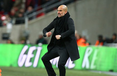 Pep Guardiola ready to give up 'yellow ribbon' protest