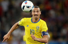 Zlat's back? Ibrahimovic hints he could still play in this summer's World Cup