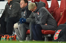 Under-pressure Wenger concedes Arsenal are struggling for confidence