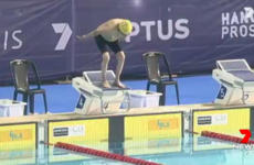 99-year-old swimmer smashes the 50m freestyle world record in Australia