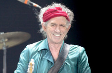 Keith Richards has been throwing some serious shade at Taylor Swift... it's The Dredge