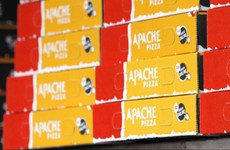 A Spanish takeaway giant has splashed out €10.7m for a big slice of Apache Pizza