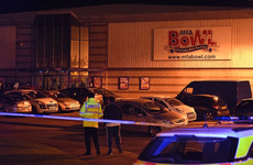 Englishman who took hostages at bowling alley jailed for 12 years