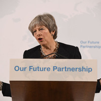 May moots 'associate membership' of EU agencies, concedes neither side can have 'exactly what we want'