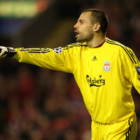 Palace snap up former Liverpool and Brazil goalkeeper on a free transfer