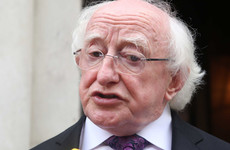 President Higgins asks public not to take 'exceptional risks' and risk emergency services