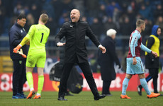 'What difference does it make?': Dyche reveals team-talk which inspired first ever comeback win
