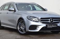 Motor Envy: The Mercedes-Benz E-Class Estate is an aristocrat among family cars