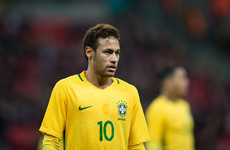 PSG have confirmed that Neymar's surgery this weekend was a success