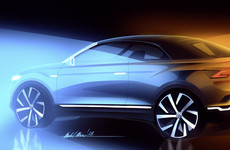 Volkswagen has announced a convertible version of its popular T-Roc