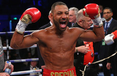 Brook makes emphatic return with Rabchenko knockout