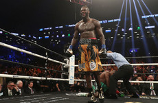 Deontay Wilder comes back from brink to prove credentials in Brooklyn thriller with Ortiz