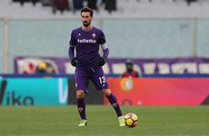 Fiorentina captain Davide Astori dies suddenly aged 31