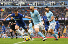 As it happened: Man City vs Chelsea, Premier League