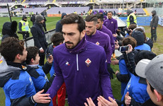 'Ciao capitano': Buffon pays emotional tribute to team-mate Astori