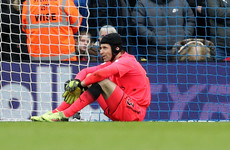 'Your goalkeeper can't concede two goals like I did today': Cech acknowledges role in Brighton defeat