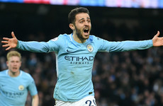 Man City edge closer to title after Bernardo Silva seals one-sided win over Chelsea