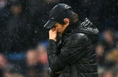Conte defends negative tactics as Chelsea fail to register one single shot on target in Man City defeat