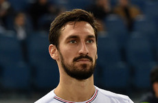 'He was going to see out his career in Florence' - Astori was set for new contract on Monday