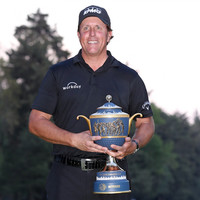 Phil Mickelson edges out Justin Thomas in play-off showdown to seal WGC-Mexico Championship