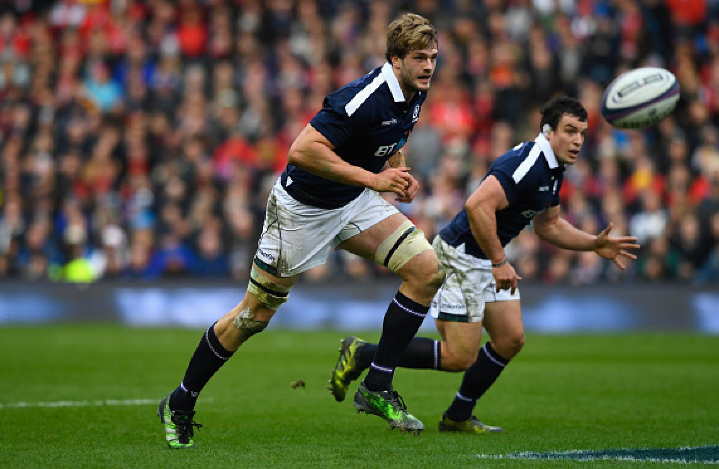 Richie Gray, John Hardie return to Scotland Six Nations squad