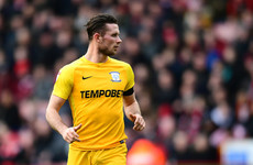 Irish midfielder nominated for Championship fans' player of the month award