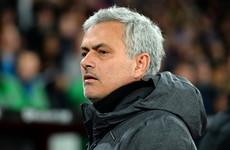 Man United got lucky, admits Jose Mourinho