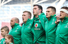'For the first time ever, Ireland has really good depth in the squad'