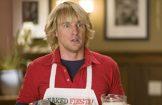 So, hundreds of people are planning to meet at the Spire to say 'wow' like Owen Wilson