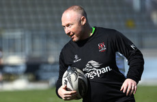 Ex-Ulster head coach joins Premiership club as part of backroom reshuffle