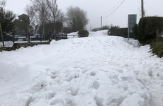 'Snow tourists' hampering clean-up operation